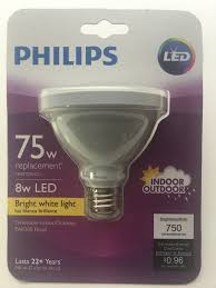 Philips Landscape Light Bulbs by 2 Bulb Philips 75w Equivalent Bright White And 50 Similar Items