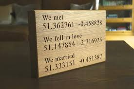 40th wedding anniversary gift personalised wooden wall plaques makemesomethingspecial