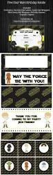 star wars birthday party free printable pack mod podge rocks