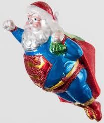 superman tree ornament