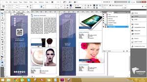 Indesign Resume Tutorial 2014 Cv Template Indd Youtube