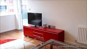Tv Table Ikea Besta Burs Tv Bench With Storage Glass Extendable Dining