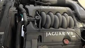 2001 jaguar xj8 engine with 44k miles youtube