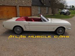 Top Muscle Cars - muscle cars for sale 1965 mustang convertible 9115 atlas muscle cars