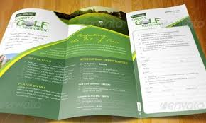 golf brochure template csoforum info
