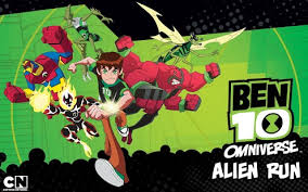 download ben 10 omniverse alien run apk pc download android