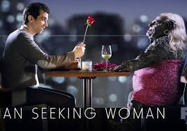 Seeking Episode 1 Seeking Season 1 Episode 1 Lizard A Big S