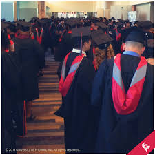 hello graduation graduates assemble before commencement begins lookingsharp uopx
