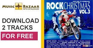 rock christmas vol 3 mp3 buy full tracklist