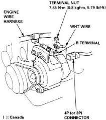 solved how do you replace a 1999 honda civic alternator fixya