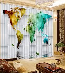 Kids Blackout Curtains Online Get Cheap Modern Kids Curtains Aliexpress Com Alibaba Group