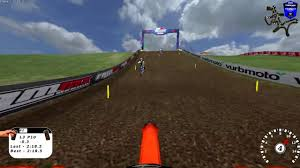 ama outdoor motocross 450 moto 2 at unadilla u2014 2016 racefactory mx simulator outdoor