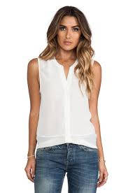 sleeveless blouses joie savory silk lourden sleeveless blouse but the hair