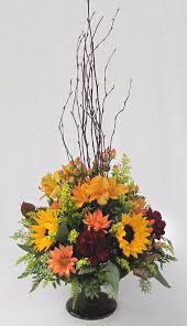 church flower arrangements florist friday recap 11 3 11 9 autumn hues sympathy flowers
