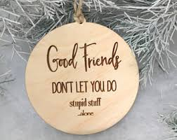 friends ornament etsy