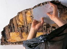 Repair Ceiling Hole by How To Repair Your Ceiling Help U0026 Ideas Diy At B U0026q