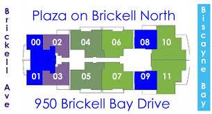 Echo Brickell Floor Plans Plaza On Brickell Floorplans Miami Condo Lifestyle