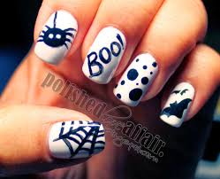 unbelievable nail art ideas for halloween nail art ideas 101