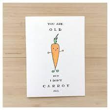 vegetable birthday puns