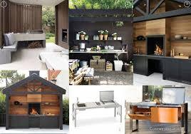 cuisine ext駻ieure design beau cuisine extérieure design meuble cuisine exterieur fabriquer
