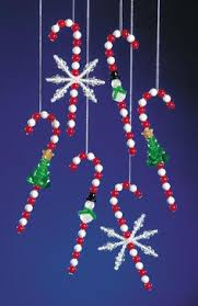 holiday beaded ornament kit holiday wreaths 2 25