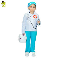 100 doctors and nurses fancy dress girls boys kids child