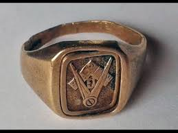 gold rings old images How to solder repair and restore a damaged gold ring clean jpg