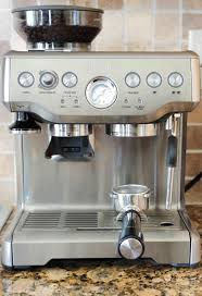 how to make espresso coffee the breville barista express is my new bff u2014 coffee u0026 crayons