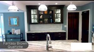 granite countertop paint colors for kitchens with dark cabinets