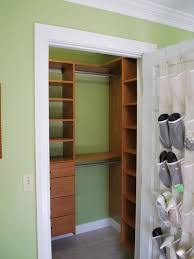 Small Bedroom Closet Design Closet Design For Small Closets 7389