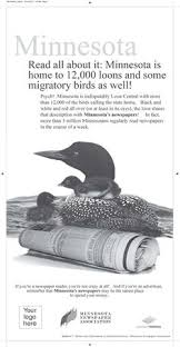 national loon 1964 yearbook house ad for newspaper mobile site impressed newspaper