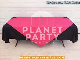 fuschia pink table cloth table cloths