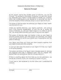 Beneficiary Letter Of Intent To Marry by Free Delaware Durable Financial Power Of Attorney Form Word