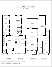 floor plans toronto unique vtour floor plans