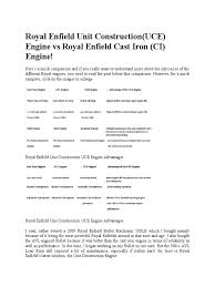 royal enfield unit construction transmission mechanics