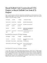 royal enfield unit construction transmission mechanics