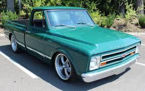Chevrolet C10 Interior Chevy C10 Swb Pickup