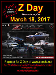 z car blog post topic events z day march 18