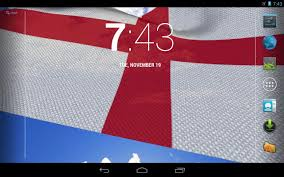 Englang Flag 3d England Flag Android Apps On Google Play