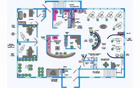 Home Floor Plan Visio by Office Design Layout Youtube