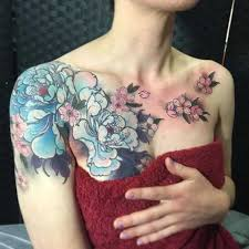 meaningful 30 chest tattoos for that draw approving