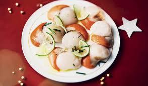 comment cuisiner les coquilles st jacques congel馥s noix de jacques surgelés les poissons crustacés