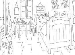 chambre à coucher gogh les 25 meilleures idées de la catégorie chambre à coucher gogh