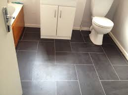 bathroom floor tile ideas traditional white rectangle porcelain full image bathroom grey tile floor ideas curved futuristic mirror pattern frame wooden dark brown square