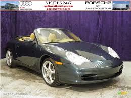 teal porsche 2004 dark teal metallic porsche 911 carrera cabriolet 52724906