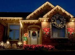 Christmas Lights On House by Holiday Lighting Christmas Lighting Colorado Springs Personal