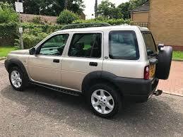 2003 land rover freelander 1 8 kalahari 5dr manual 1 8l