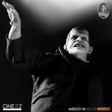 Seeking Frankenstein Mezco Continues To Step Up Their With Frankenstein Bloody