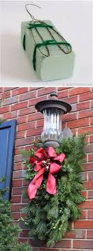 yard decorations100 year calendar 40 festive outdoor christmas decorations christmas porch light