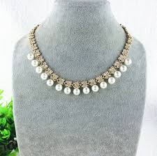 chunky pearl crystal necklace images Cheap seed pearl choker necklace find seed pearl choker necklace jpg